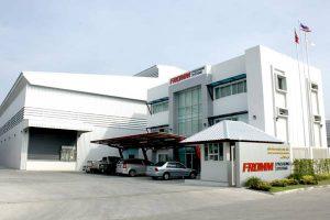FROMM Plastics Asia, Thailand