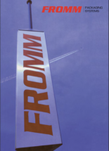Fromm Product Catalogue